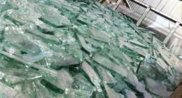 碎玻璃可回收么 国外怎么处理碎玻璃的