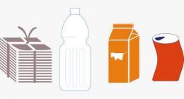 可回收垃圾有那些 可回收垃圾图片