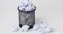 废纸垃圾分类