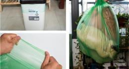 垃圾分类专用全降解垃圾袋与普通垃圾袋的优势在哪里?